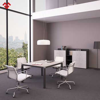Office Furniture New Design Small Meeting Room Table For 4 Person - Buy  Meeting Room Table,Small Meeting Table,Meeting Table For 4 Person Product  on ...