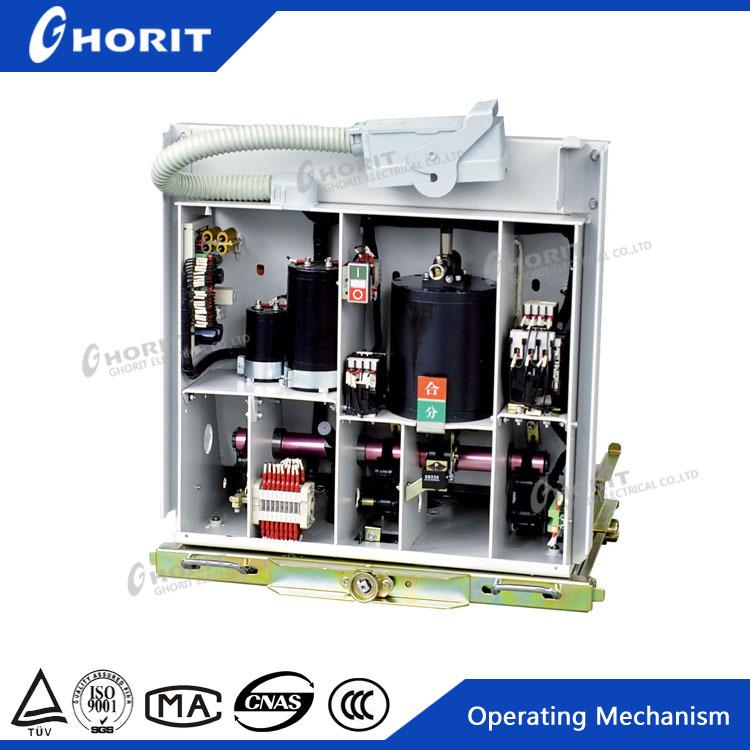 Ghorit Brand Vacuum Circuit Breaker Parts Motor And Spring Operating Mechanism