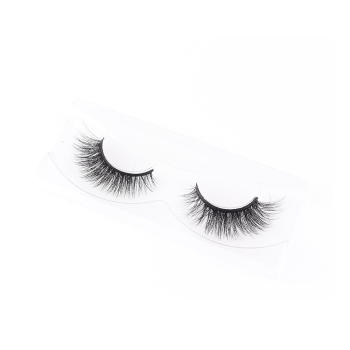 34e6e871152 Mink Lashes 3D Mink Eyelashes Natural False Eyelashes 1 pair Handmade Fake  Eye Lashes Extension for