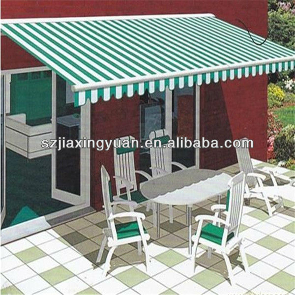 Remote Control Balcony Roll Shade Awning