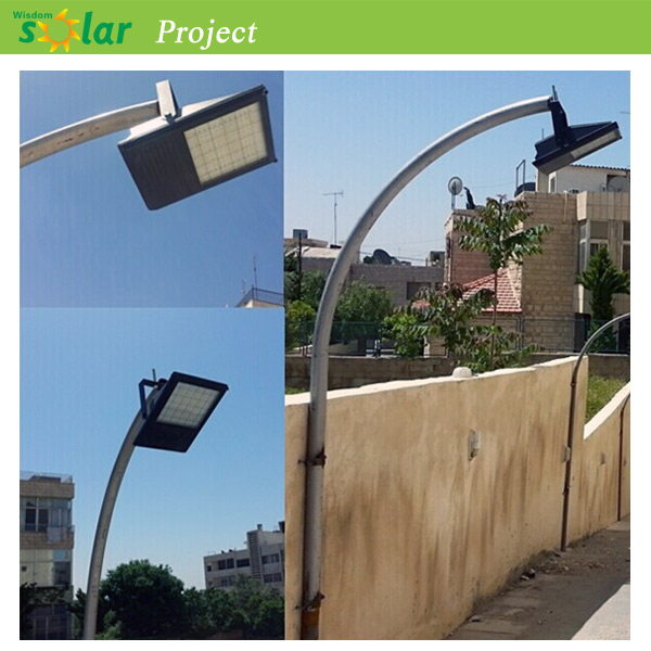 Motion Sensor Aliminum Outdoor Solar Led Garden Path Lights