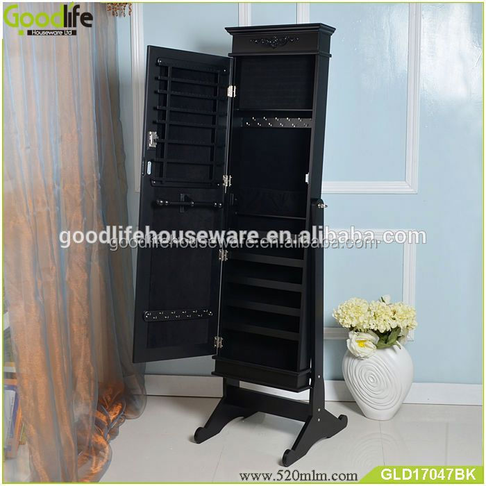 wardrobe jewelry mirrors customized detail bedroom product designs armoire