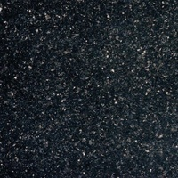 Polished black galaxy granite price