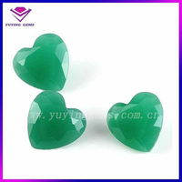 nephrite synthetic jade rough heart created glass price