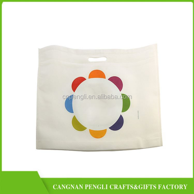 New Arrival custom design laminated non-woven shopping ba with different size