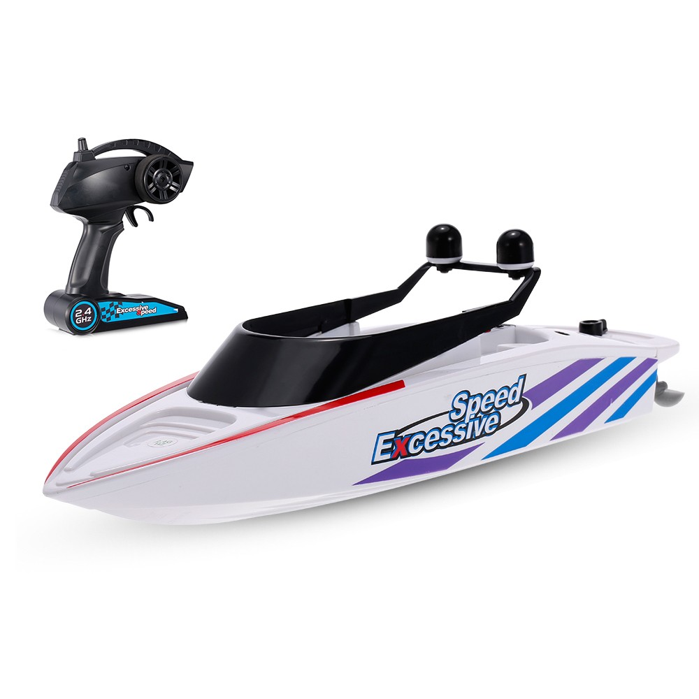 Original Create Toys Sea Wing Star 3323 2.4GHz Mini Radio Control Electric Sightseeing Boat RTR