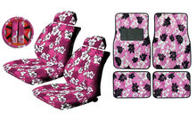 Estampado Rosa <span class=keywords><strong>hello</strong></span> <span class=keywords><strong>kitty</strong></span> funda de asiento