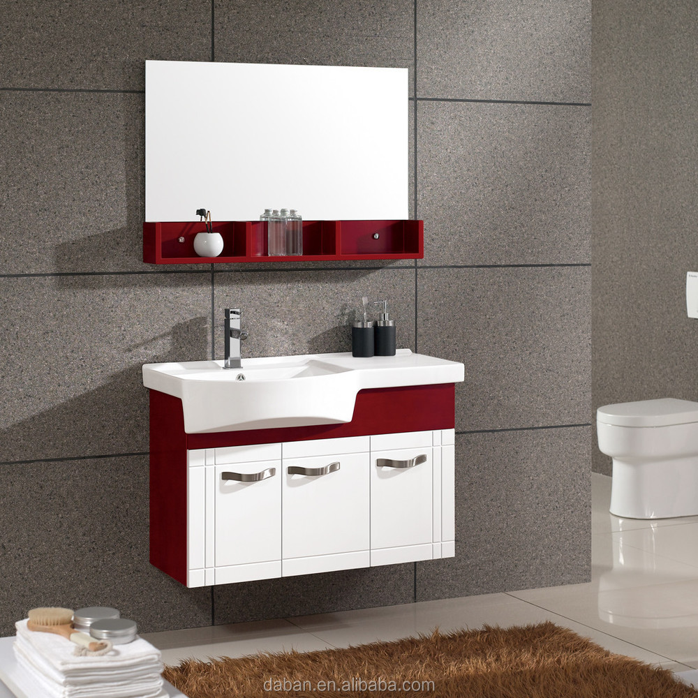 Quality bathroom furniture uk - Jisheng Ghana Type Wood E1 Plywood Plate Under Basin Bathroom Cabinet_good Price Good Quality