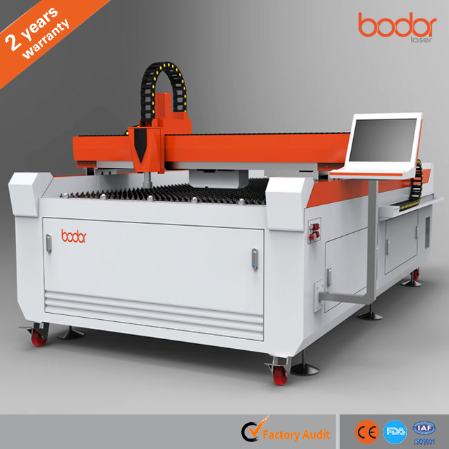 oriental China Bodor CNC Fiber Laser thin metal Cutting equipment