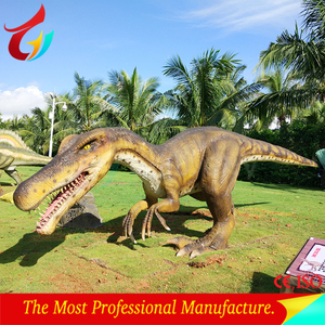 High Quality Attractive Animatronic Dinosaur Made In China