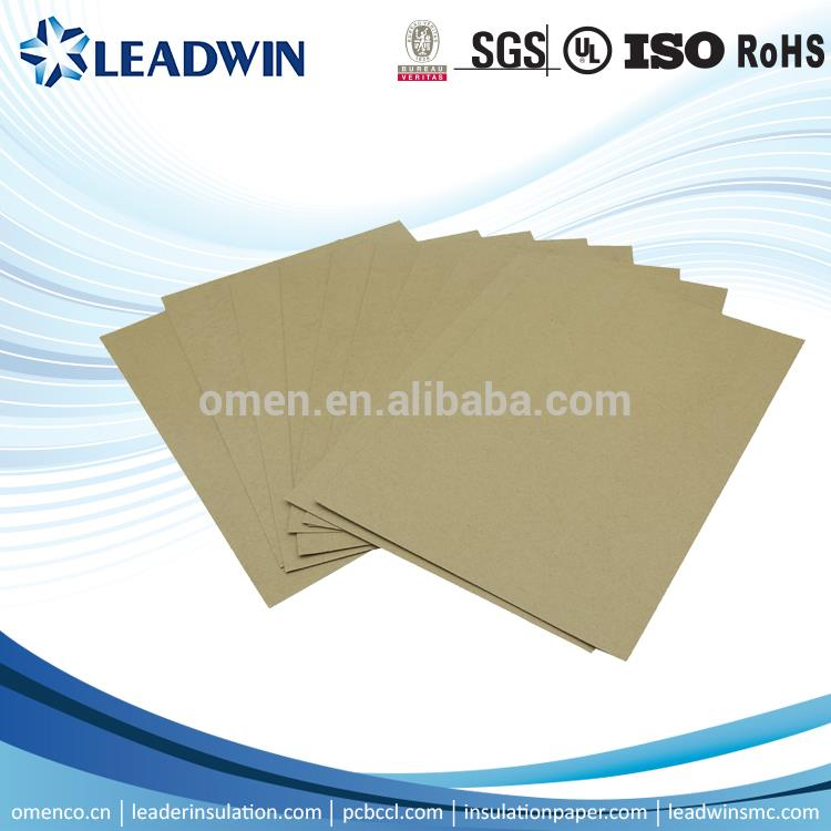 ISO 9001 High Voltage insulation paper sheet for small motor