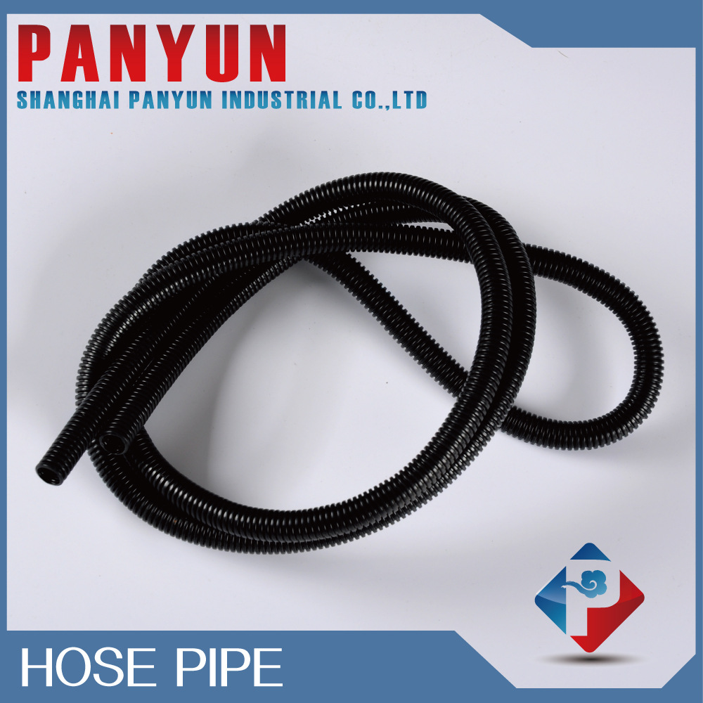 water flow outlet hose plastic washing machine drain pipe