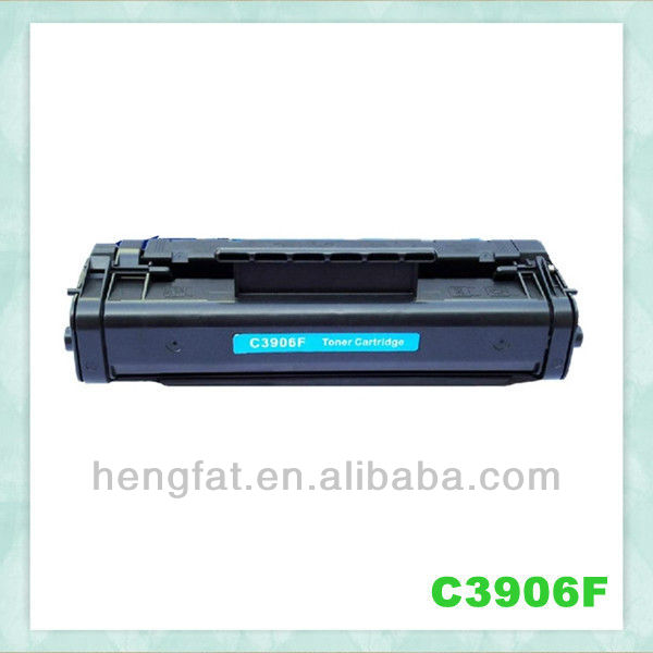 Compatible toner cartridge C3906A C3906 3906A 3906 for use in HP Laserjet 5L/6L3100/3150 Canon LBP460/660L/250/350/380/338