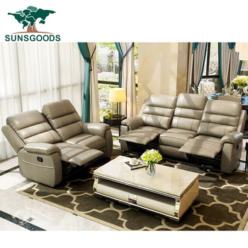 DIY made in china reclining couch sofa set,reclining couch set living room,reclining couch for living room
