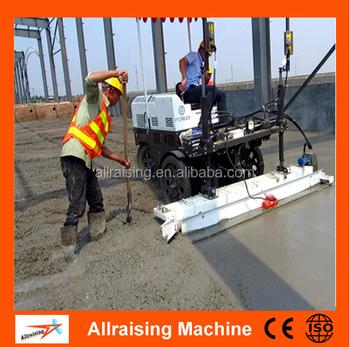Chinese Producer Laser Concrete Land Leveling Machine,Screed ...