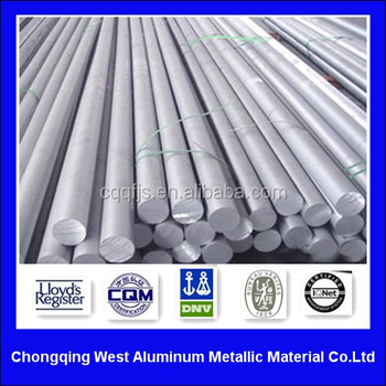 Small And Large Diameter Cold Drawn Extruded 2024 6061 6063 7075 Aluminum Bar