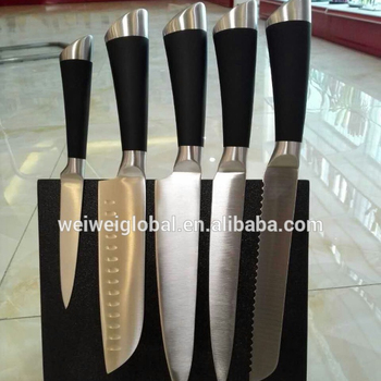 Wooden Stainless Steel New Idea Magnet Kitchen Knife Set Factory Supply Buy Kitchen Knives Set Royal Kitchen Set Kitchen Tools Set Product On