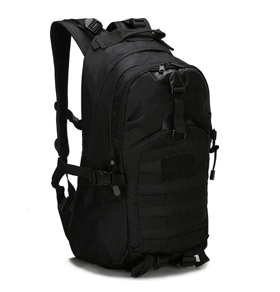 69593782f9 Get Quotations · K-Martins Military Backpack Tactical Rucksack Waterproof  35L Outdoor Hiking Bag Trekking Camping Molle Pack
