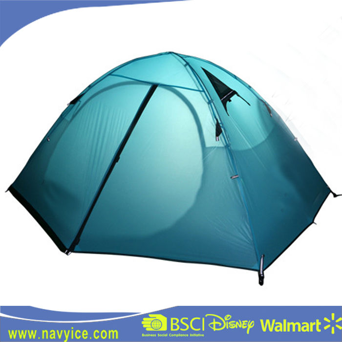 wholesale camping and hiking gear custom printing camping tents Luxury Family Inflatable Canvas camping sound proof tent