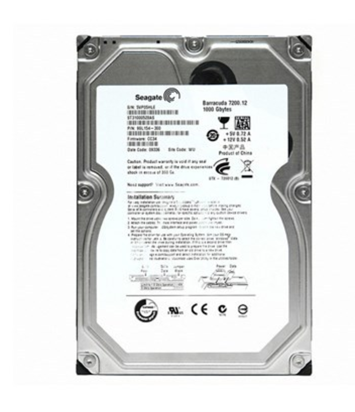 ST500NM0001 Constellation ES 3.5'' 500GB 64MB SATA3.0