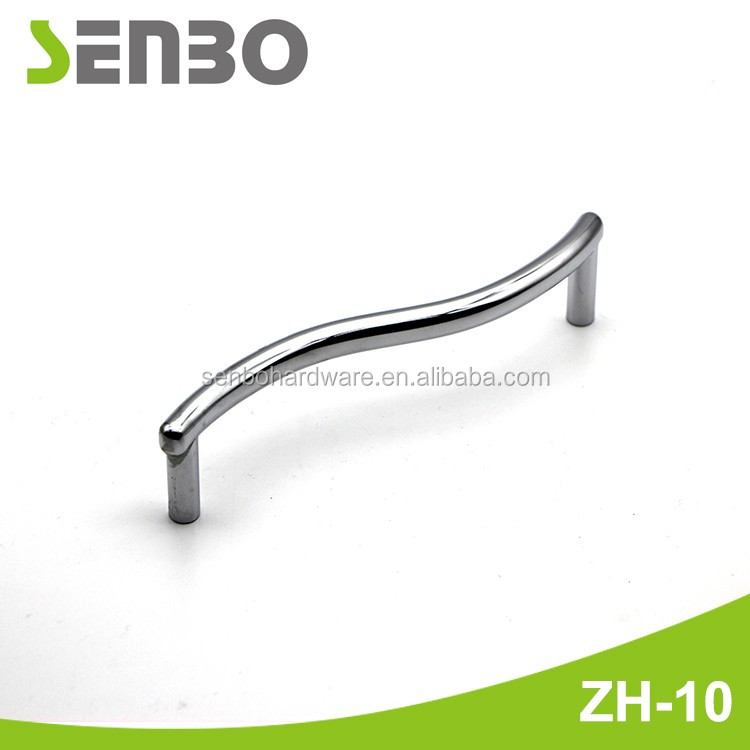 Quality-Assured Zinc Alloy Concealed Colored Wooden Furniture Handle