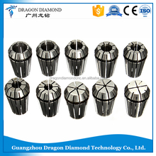 Chinese ER40 Collet Spring Collets Chucks 1mm-10mm ER collect chuck fixture,ER collect set,ER collect nut