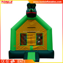 Professional inflatable Dinosaur Jumper/Dinosaur inflatable bouncy castle