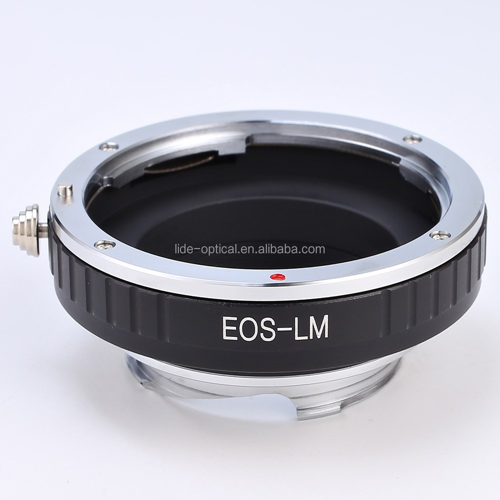Lens adapter ring for EOS Lens to LM camera for Techart LM-EA7 EOS-LM