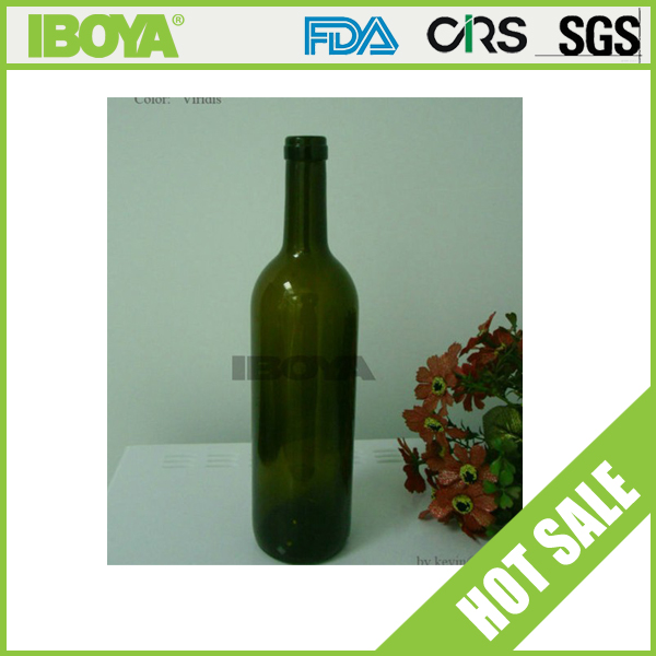750ml 25 Oz Cylinder Standard Amber Bordeaux Red Wine Bottle - Buy Red Wine  Bottle 25oz,Amber Glass Bottle For Red Wine / Alcohole,Clay Wine Bottle