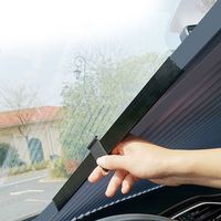 Car Static Cling Window Sunshade Back Side Large Baby Auto Sun Shield Sun Protector