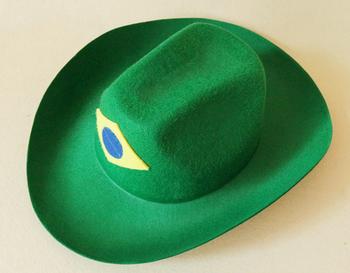 3e0806c238c Brazil Flag Embroidered Patch Brazilian Brasil National Emblem Hat ...