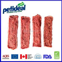 OEM private label beef dog treats