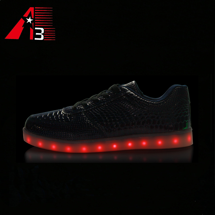 men up shoes light Customize led led dance dqUx0F