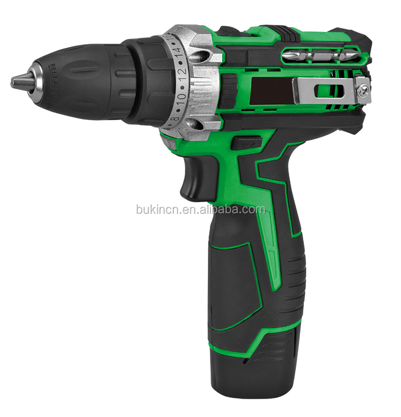 KCD 12V Cordless 2 Speed Driver <strong>Drill</strong>