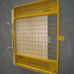 Safety Ladder Gate Power Coating Access Gate