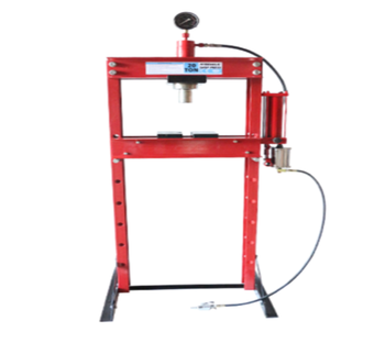 20 ton pneumatic hydraulic shop press with high quality and best price