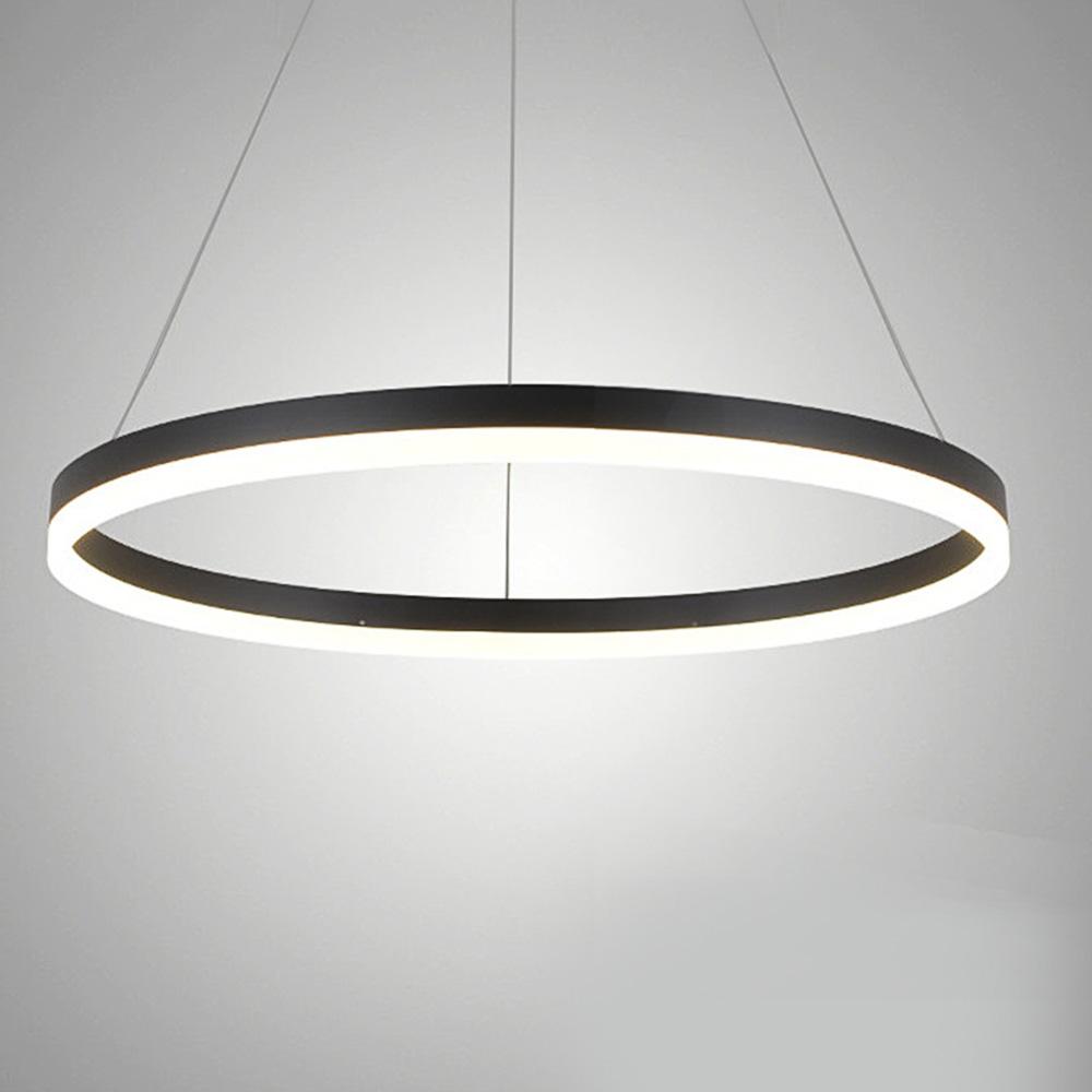 Led Lamp Lamp Led Lamp Big Product Lamp Pendant Creative Simple Buy Circular Circle Pendant on Modern Pendant Led Sitting Room OkNwX8n0P