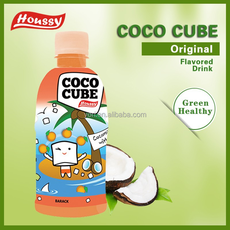 Houssy health benefits organic nata de coco drink