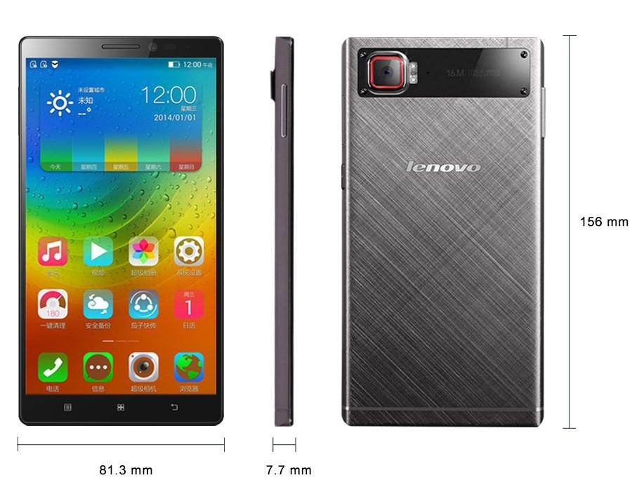 Best Original Lenovo VIBE Z2 K920 Mini 4G LTE Cell Phone 5