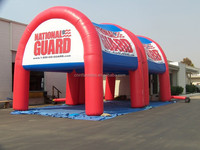 Inflatable National Guard Tent for sale