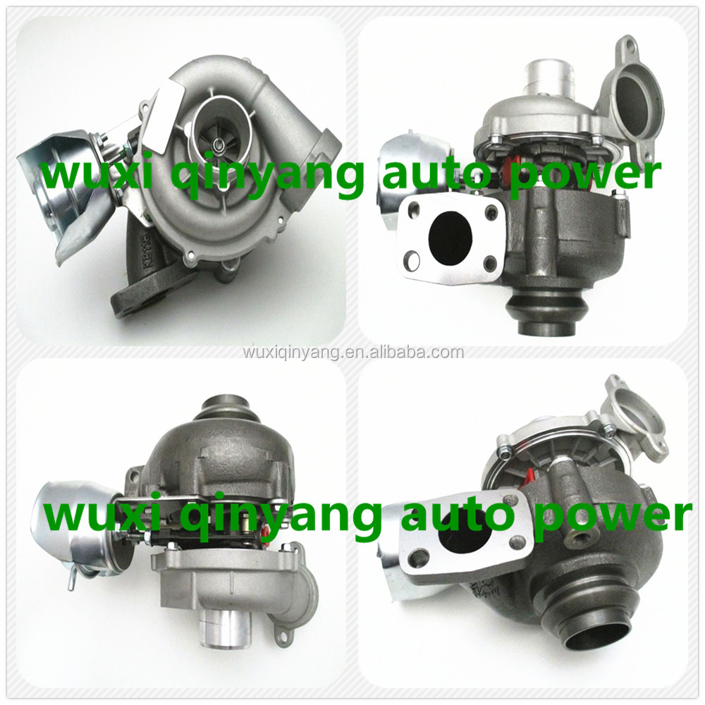 GT1544V turbocharger 753420-5005S , 753420-5006S , 753420-0002 , 750030-0002 , 740821-0002 for Citroen C4 1.6 HDi