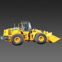 XCMG LW800K Bucket Capacity 8t Big Front End Loaders