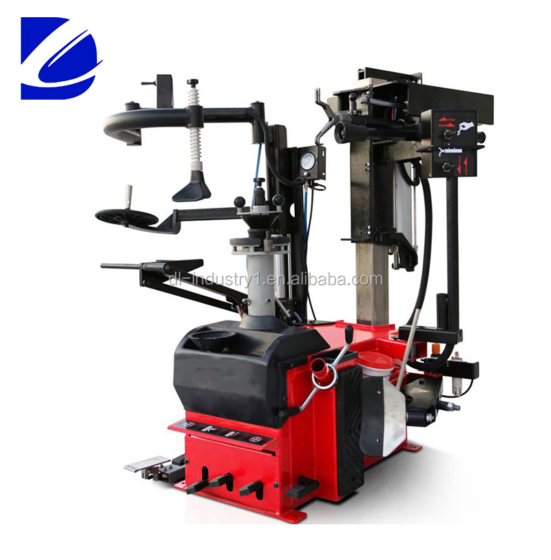 1.0kw/1.5kw free crowbar automatic tire changer machine