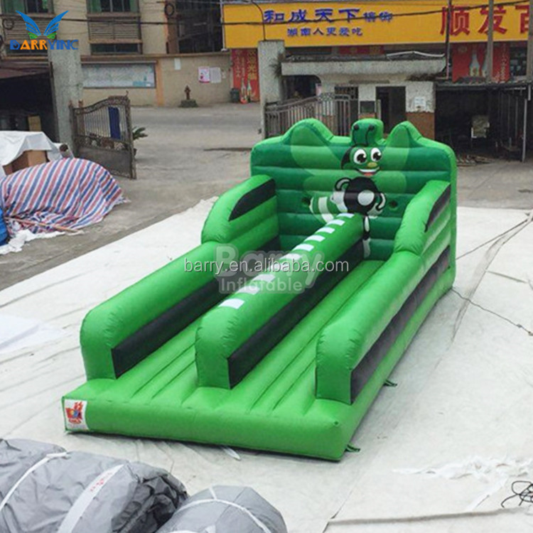 new design children amusement inflatable product sports game bungee run ,inflatable game world of sports