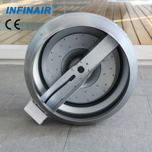 INFINAIR compact centrifugal inline fan for duct application