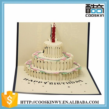 Professional Manufacture Cheap Birthday Greeting Cards Printing