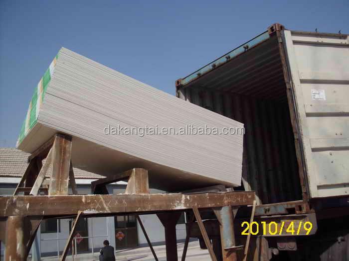 Faça cotação de fabricantes de Gyproc Drywall de alta