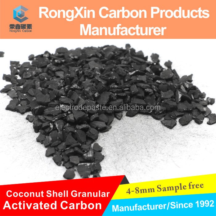 Ctc 80 Coconut Shell Activated Carbon Manufacturing Plant