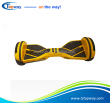 High quality two wheels electric self balancing scooter with handle