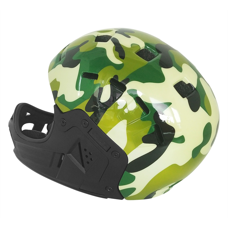 Trails full face bike helmets for adult 17